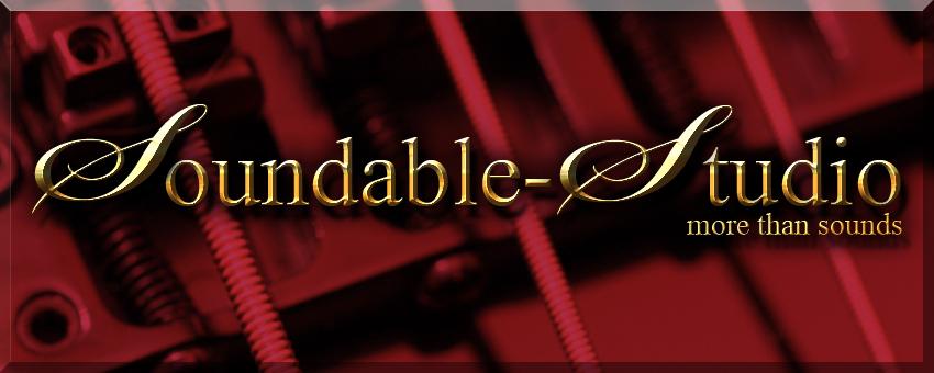 www.soundable-studio.de | more than sounds!